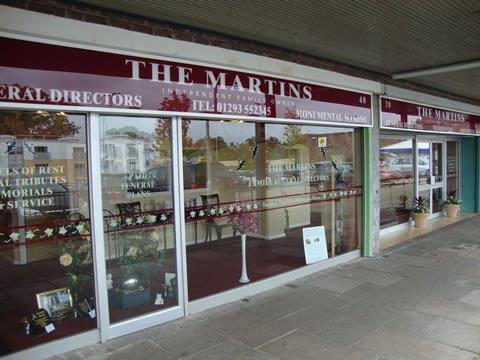 The Martins Funeral Directors