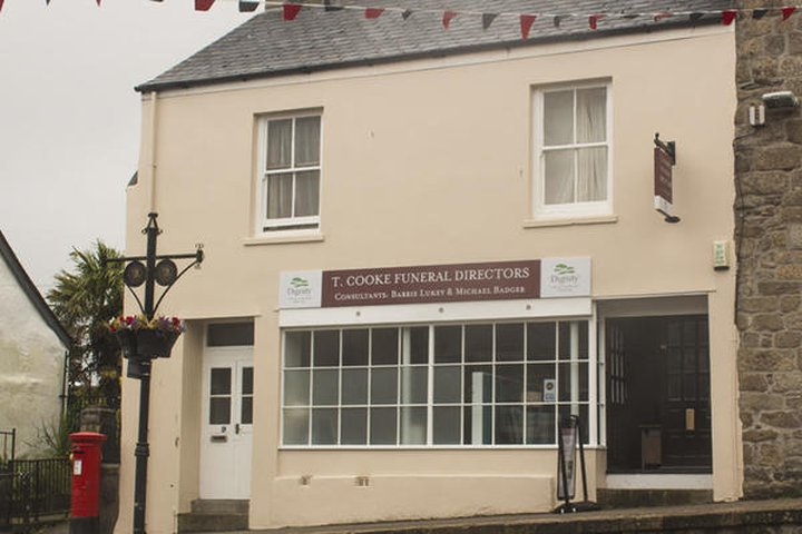 T Cooke Funeral Directors, Penryn