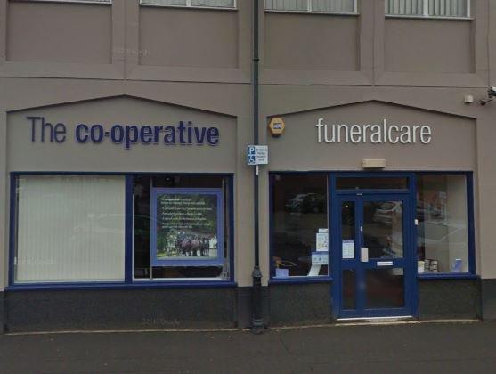 Co-op Funeralcare, Doncaster