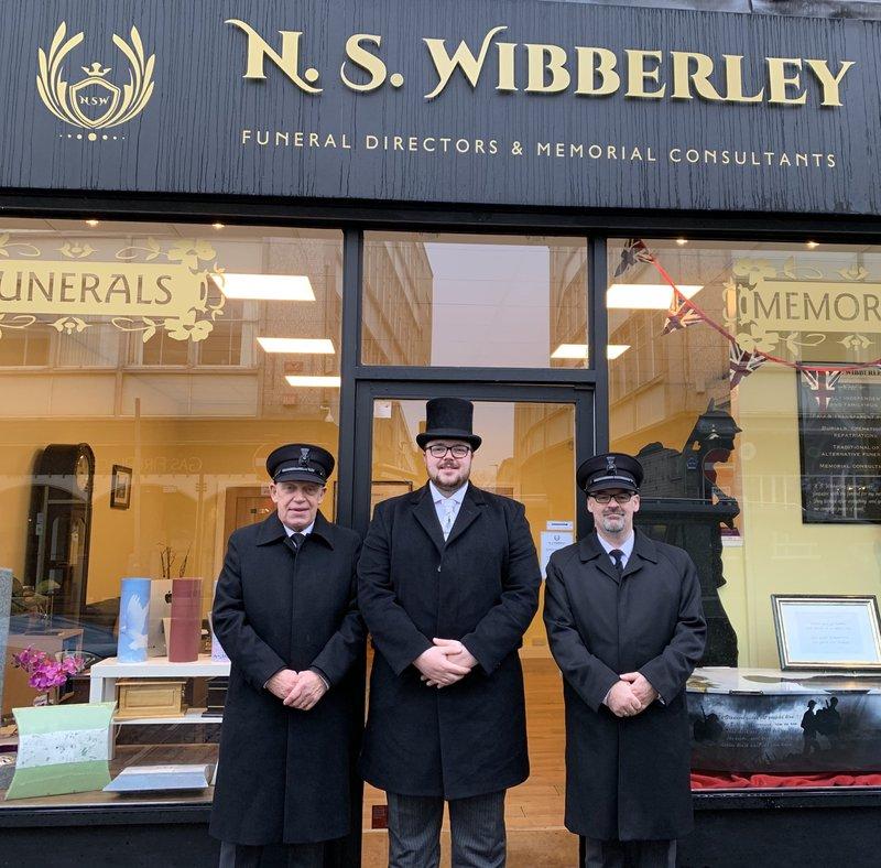 N. S. Wibberley Funerals, Kent, funeral director in Kent