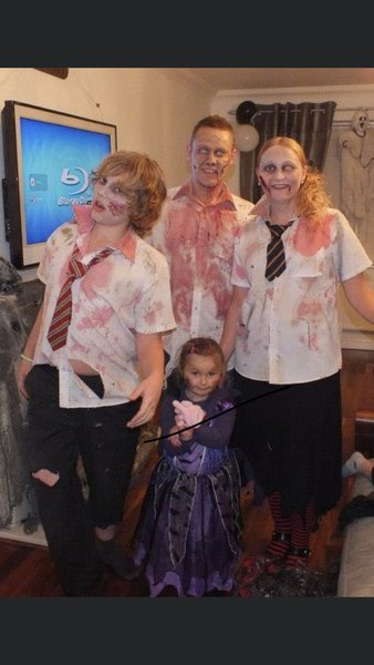 Happy Halloween son ,we loved Halloween parties so this is for you love you always and forever mum Xxxxxxxx