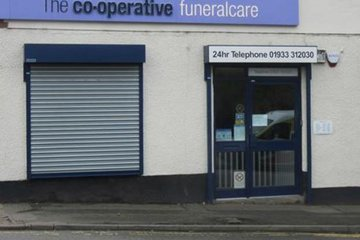 The Co-operative Funeralcare, Rushden