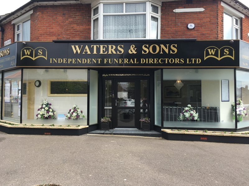 Waters & Sons Independent Funeral Directors Ltd, Sholing, Hampshire, funeral director in Hampshire
