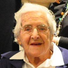 Mavis Isabel Saines