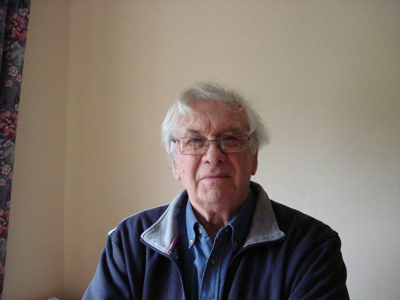 Ernest Robin Luff