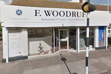 F Woodruff Funeral Directors, Winterbourne