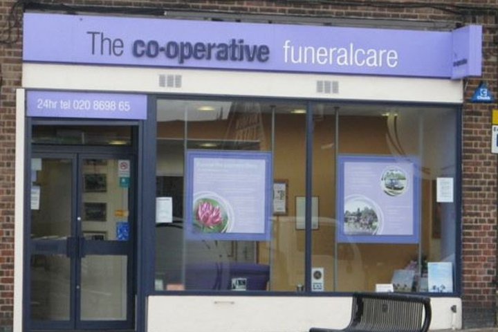 Co-op Funeralcare, Downham