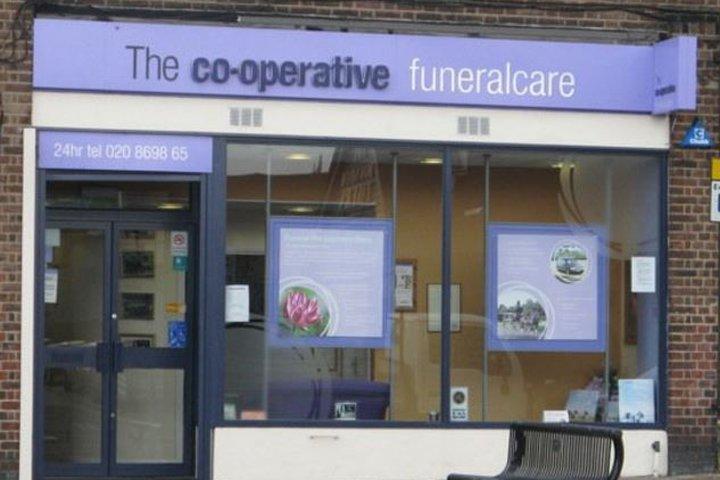 Co-op Funeralcare, Downham