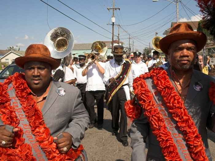 Jazz Funeral, New Orleans
