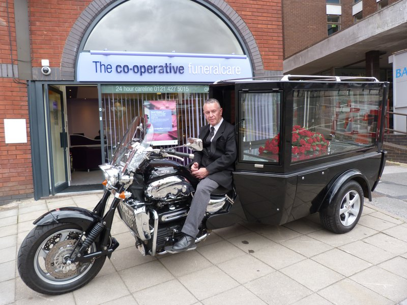 The Co-operative Funeralcare Harborne   , Birmingham, funeral director in Birmingham