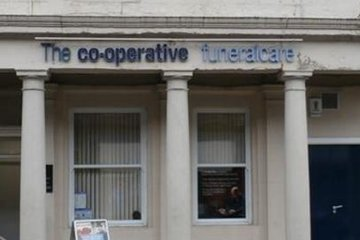 The Co-operative Funeralcare, Girvan