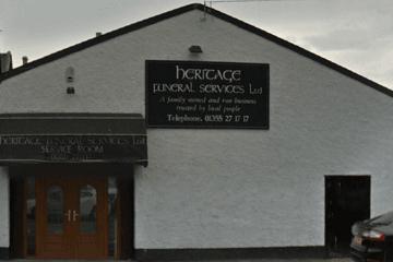 Heritage Funeral Services, East Kilbride