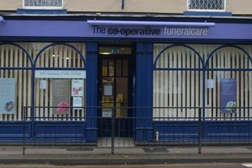 The Co-operative Funeralcare, Wigan Rd