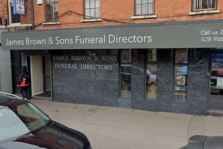 James Brown & Sons Funeral Directors, Lisburn Rd