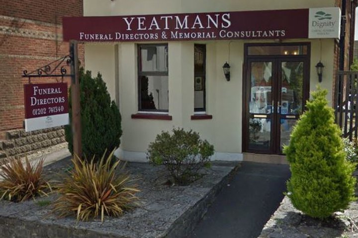 Yeatmans Funeral Directors, Poole