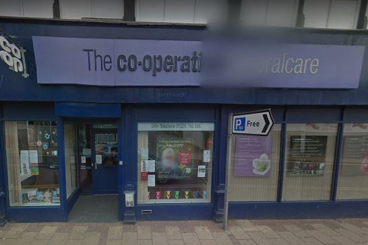 Co-op Funeralcare, Wombwell