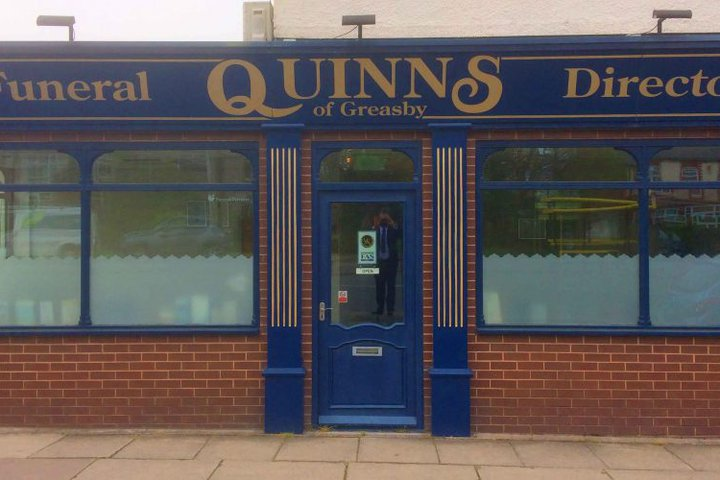 Quinns Funeral Directors, Greasby