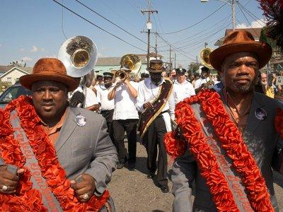 New Orleans funerals: Jazz funerals in Louisiana