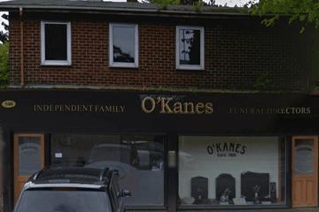 O'Kanes Funeral Directors, Falls Road