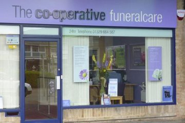 The Co-operative Funeralcare, Fareham