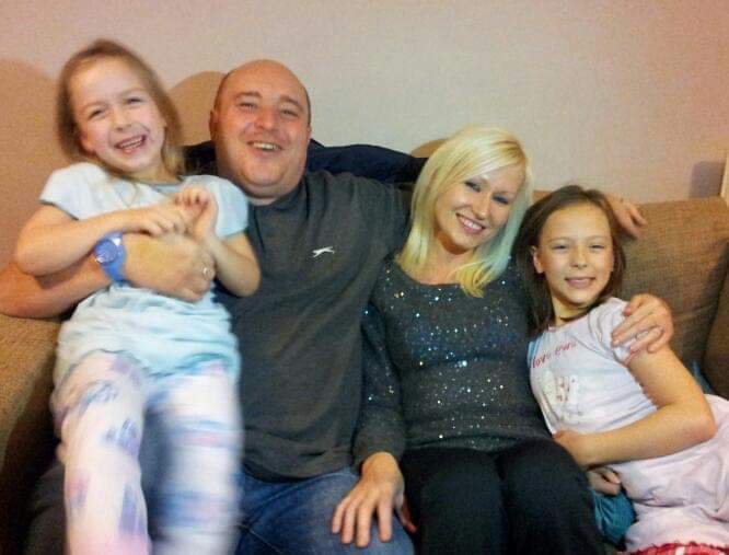 Georgina & Alexi love having their Godparents Uncle Dal and Auntie Tanya spend evenings with them