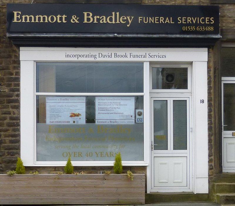 Emmott & Bradley Funeral Services, North Yorkshire, funeral director in North Yorkshire