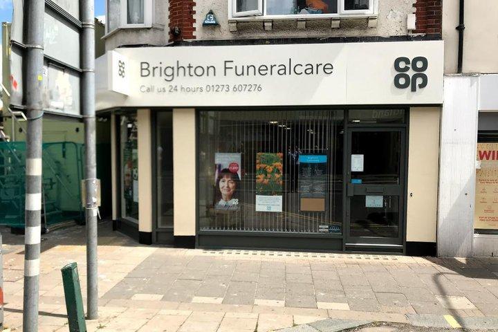 Co-op Funeralcare, Brighton