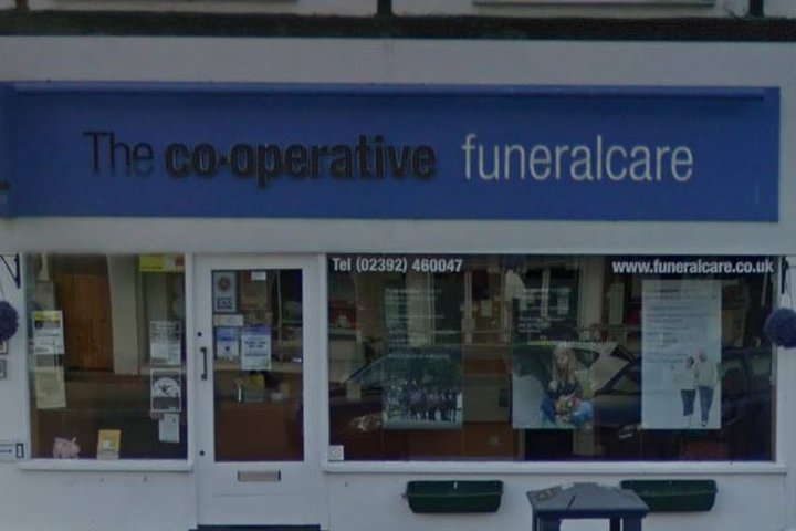 Co-operative Funeral Directors, Hayling Island