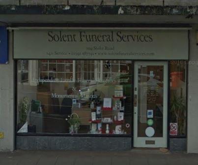 Solent Funeral Directors, Gosport, Hampshire, funeral director in Hampshire