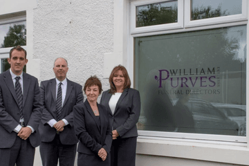 William Purves Funeral Directors, Currie