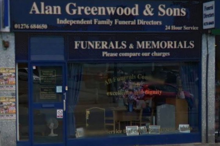 Alan Greenwood & Sons Frimley