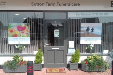 The Co-operative Funeralcare, Shrewsbury Sutton Farm Shopping Centre