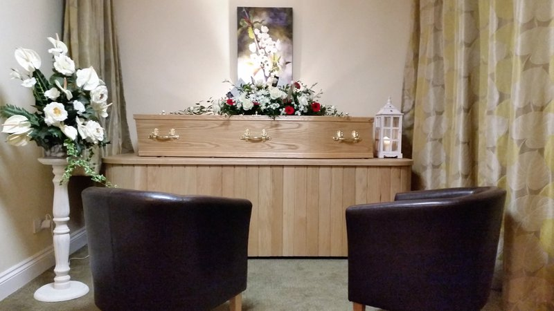 Southgate & Roberts Funeral Directors, Suffolk, funeral director in Suffolk