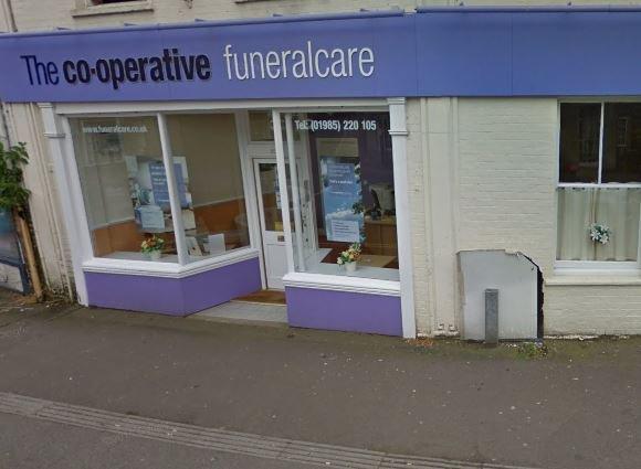 Co-operative Funeralcare, Warminster