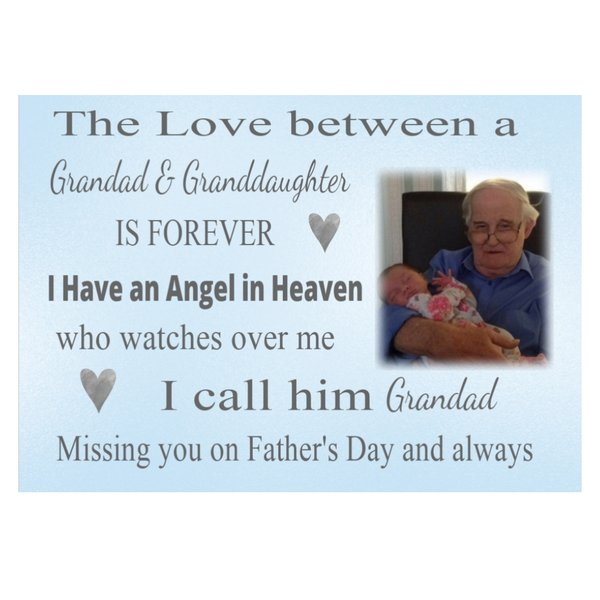 Love and miss you Grandad Diddly doo, until we meet again 💙 love Frances 💙
