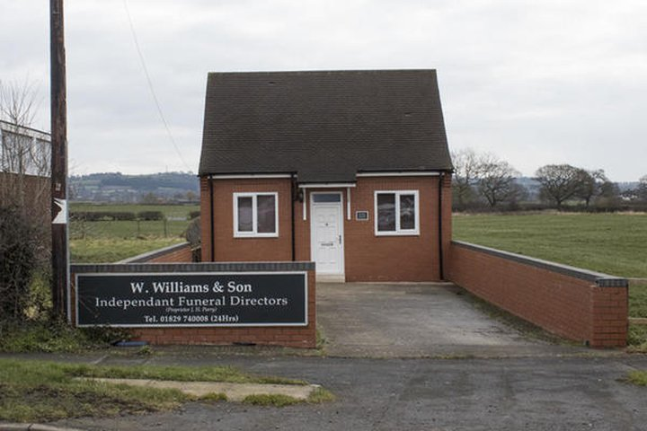 W Williams & Sons Funeral Directors, Tarvin
