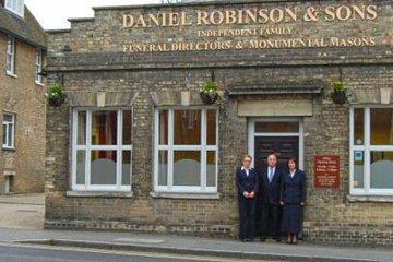 Daniel Robinson & Sons Ltd, Halstead