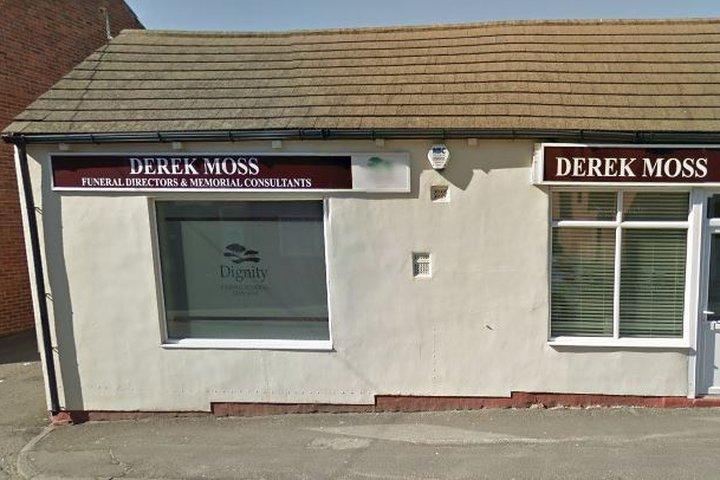 Derek Moss Funeral Directors, Mill Place