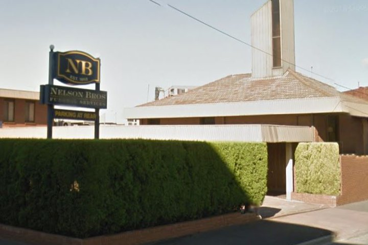 Nelson Bros Funeral Services, Footscray