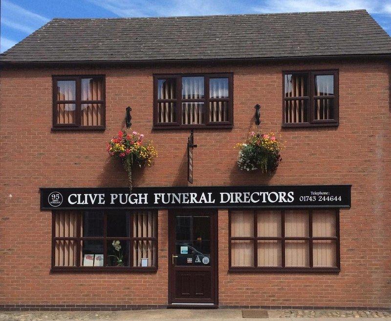 Clive Pugh Funeral Directors