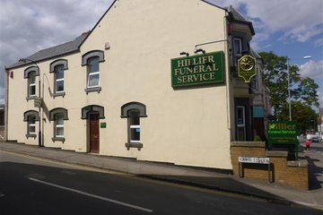 Hillier Funeral Service Head Office