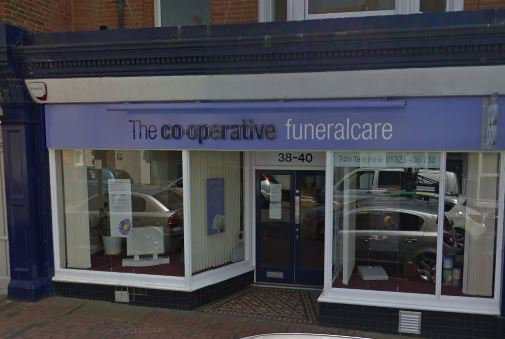Co-op Funeralcare, Seaford