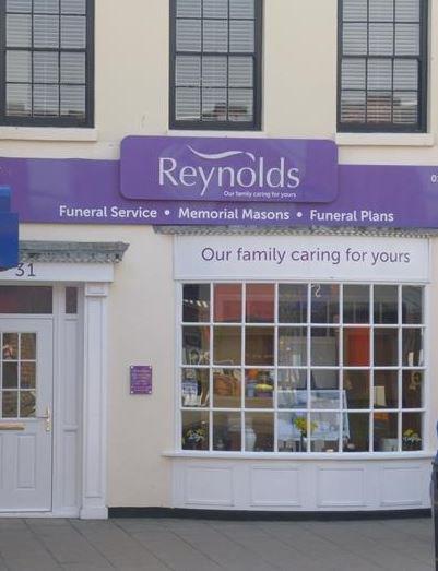 Reynolds Funeral Service & Monumental Masons