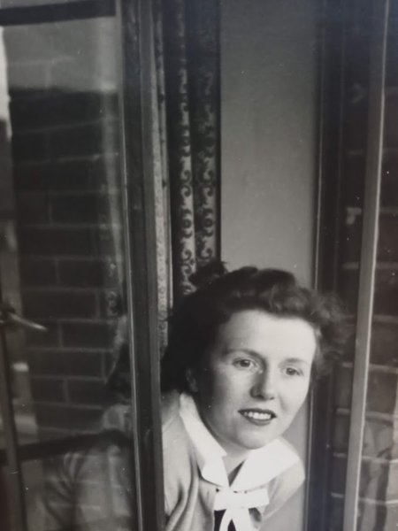 Jean May Burgess Nee Dolley