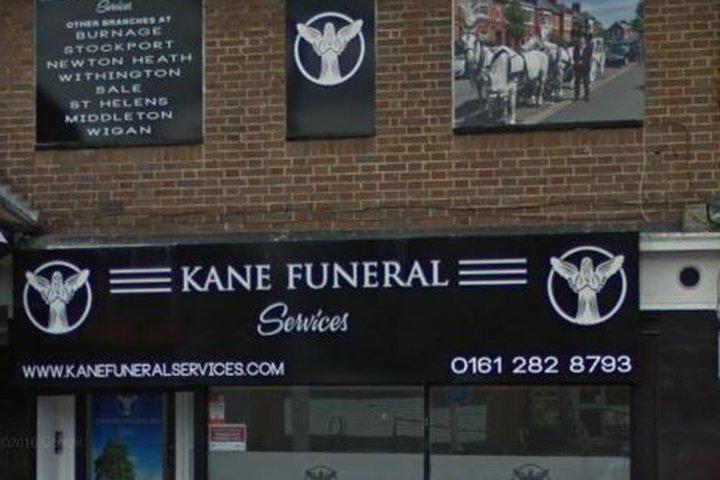 Kane Funeral Services Wythenshawe