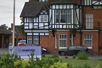 The Co-operative Funeralcare, Wolstanton