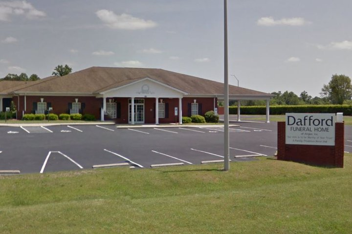Dafford Funeral Home, Angier