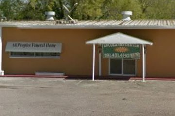 All Peoples Funeral Home, Rosharon