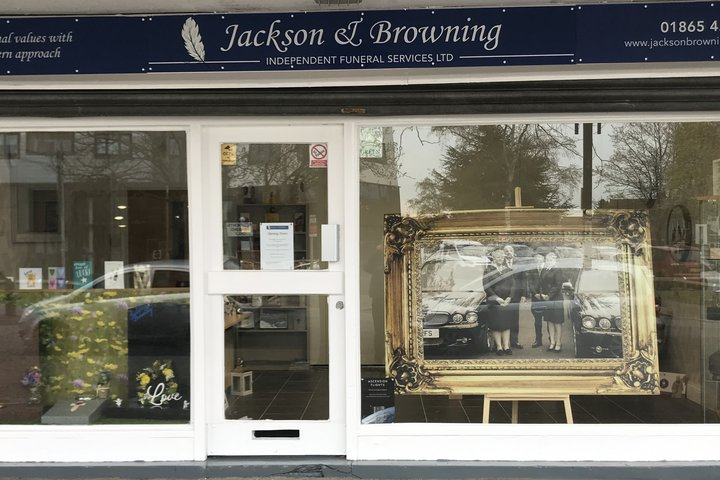 Jackson & Browning Independent Funeral Services, Blackbird Leys