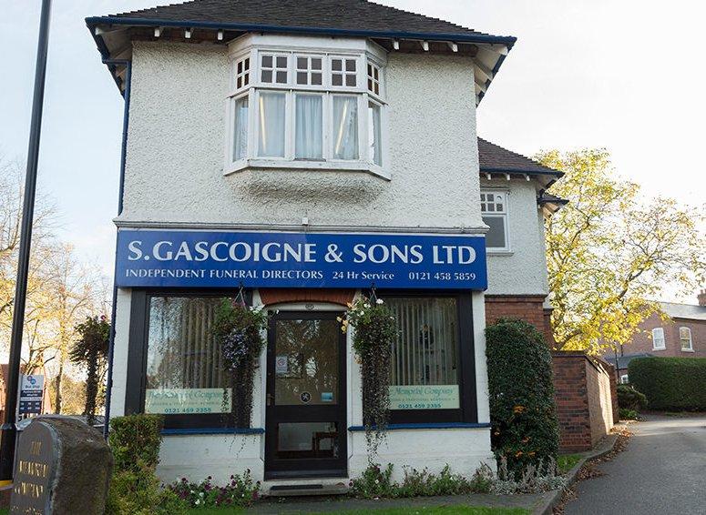 S Gascoigne & Sons Ltd